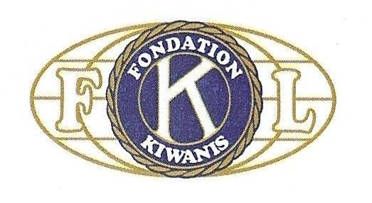 Logo Fondation Kiwanis Luxembourg