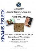 Concert André Mergenthaler
